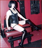 Strapon Dominatrix